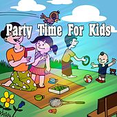 Party Time For Kids de Canciones Para Niños