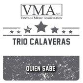 Quien Sabe by Trio Calaveras