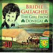 40 Irish Favourites de Bridie Gallagher