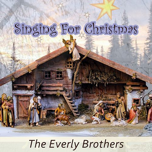 Singing For Christmas von The Everly Brothers