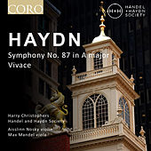 Haydn: Symphony No. 87 in A major by George Frideric Handel