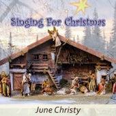 Singing For Christmas de June Christy