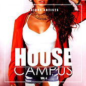 House Campus, Vol. 4 - EP by Various Artists