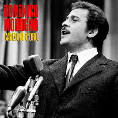 Canzoni D'Oro (Remastered) by Domenico Modugno