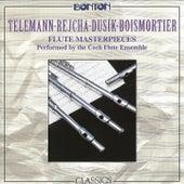 Telemann / Rejcha / Dusik / Boismortier:  Flute Masterpieces by Cech Flute Ensemble