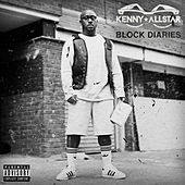 Block Diaries van Kenny Allstar