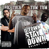 D-town Stay Down, Vol. 1 by Various Artists