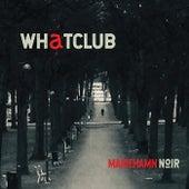 Mariehamn noir von Whatclub