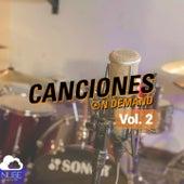 Canciones On Demand, Vol. 2 de Various Artists