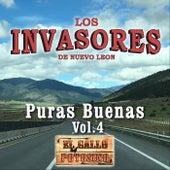 Puras Buenas, Vol. 4 de Los Invasores De Nuevo Leon
