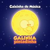 Caixinha de Música Galinha Pintadinha de Galinha Pintadinha
