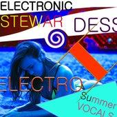 Electronic Stewardess - Summer Vocals de Various Artists