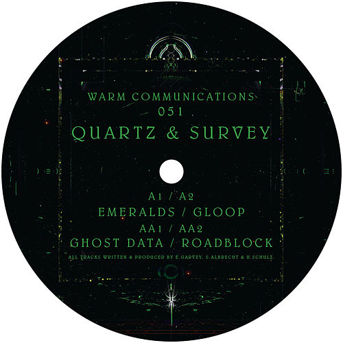 Emeralds EP by Quartz