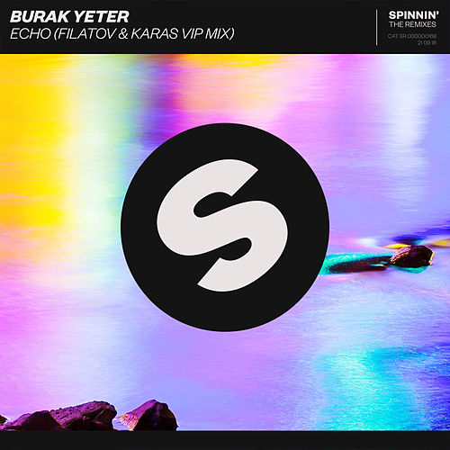 Echo (Filatov & Karas 2018 Mix) by Burak Yeter