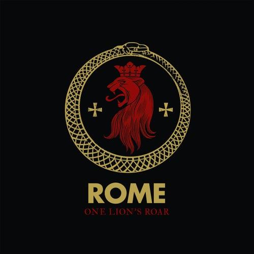 One Lion's Roar by Rome