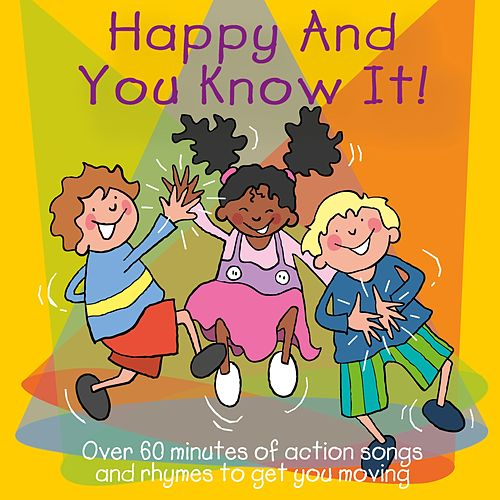Happy And You Know It by Kidzone