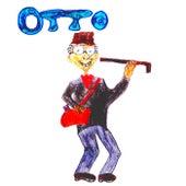 Otto Ottokar mit der Mundharmonika de Sesame Street