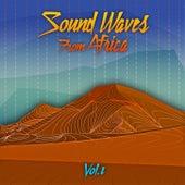 Sound Waves From Africa Vol. 1 de Various Artists