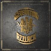 Generation Azzlack EP, Vol.1 von Various Artists