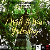 I Wish It Was Yesterday by Boss