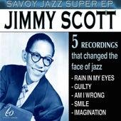 Savoy Jazz Super EP: Jimmy Scott by Jimmy Scott