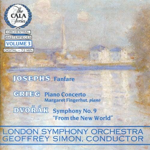 The Cala Series, Vol. 3 - Josephs, Grieg and Dvořák by London Symphony Orchestra