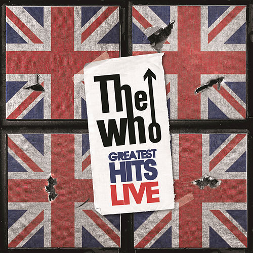 Live Greatest Hits by The Who