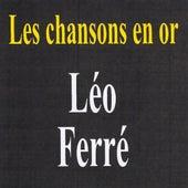 Les chansons en or de Leo Ferre