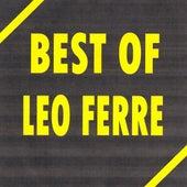 Best of Léo Ferré de Leo Ferre