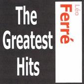 Léo Ferré - The Greatest Hits de Leo Ferre