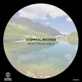 Cosmikal Records Must Picks, Vol. 2 de Various Artists