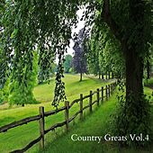 Country Greats Vol.4 de Various Artists