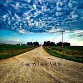 Country Greats Vol.10 de Various Artists