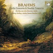 Brahms: Violin Concerto & Double Concerto by Various Artists