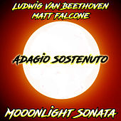 Moonlight Sonata Adagio Sostenuto by Matt Falcone