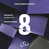 Shostakovich: Symphony No. 8 by Gianandrea Noseda