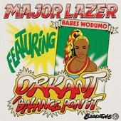 Orkant/Balance Pon It van Major Lazer