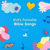 Kids Favorite Bible Songs de Wonder Kids