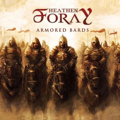 Armored Bards by Heathen Foray