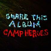 Share This Album de Camp Heroes