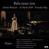 Dalia Lazar Live: All Chopin (22 Aprile 2018) by Dalia Lazar