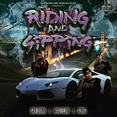 Riding & Sipping by San Quinn