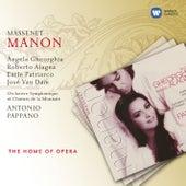 Massenet: Manon de Antonio Pappano
