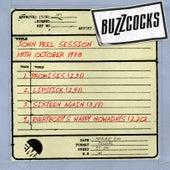 John Peel Session (18th October 1978) de Buzzcocks