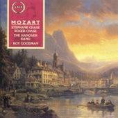 Mozart: Violin Concerto No.3 in G, Sinfonia Concertante in E flat and Violin Concerto No.5 in A by The Hanover Band