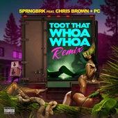 Toot That Whoa Whoa (feat. Chris Brown & PC) de A-1