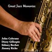 Great Jazz Memories de Various Artists
