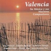 Valencia: Su Música y Sus Maestros Compositores by Orquesta Sinfónica de Silver Andrey