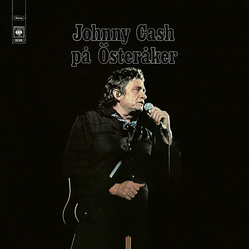 Live At Osteraker Prison by Johnny Cash