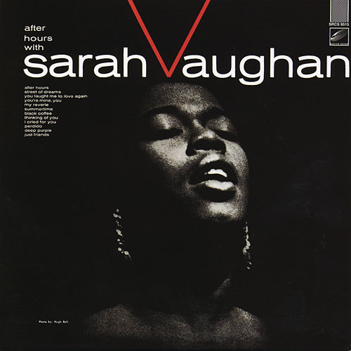 After Hours by Sarah Vaughan